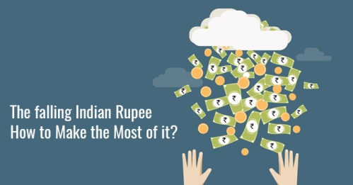 The-falling-indian-rupee
